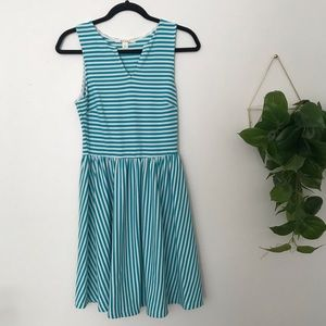 Francesca's fit and flare dress